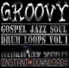 Groovy Gospel Jazz Soul DRUMS WAV Sample Sound LOOPS-Reason,Studio,Ableton,Akai