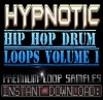 Hypnotic Hip Hop Soul DRUMS WAV Sample Sound LOOPS-Reason,Fl Studio,Ableton,Akai,Logic