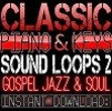 Classic PIANO,KEYS,RHODES WAV Sample Sound LOOPS 2 Gospel Jazz-Reason,Studio,Ableton,Mpc