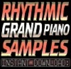 Rhythmic Ballad & RnB GRAND PIANO WAV Sample Sound CHOPS-Reason,Studio,Ableton,Logic,Akai