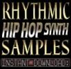 Rhythmic Hip Hop SYNTH/SYNTHESIZER WAV Sample Sound CHOPS-Reason,Studio,Ableton,Logic,Mpc