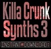 Hip Hop Crunk SYNTH,LEAD,FX WAV Sample Sounds V3-Reason,Studio,Ableton,Logic,Mpc