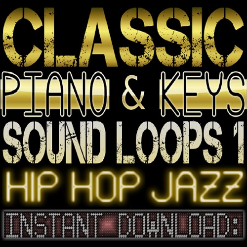 Product picture Classic PIANO,KEYS,RHODES WAV Sample Sound LOOPS 1 Hip Hop Jazz-Reason,Studio,Ableton,Mpc