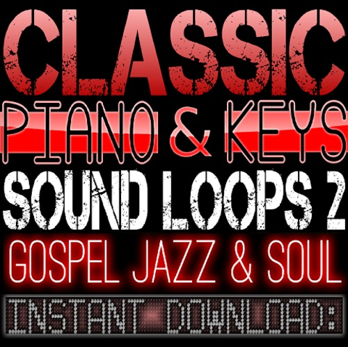 Product picture Classic PIANO,KEYS,RHODES WAV Sample Sound LOOPS 2 Gospel Jazz-Reason,Studio,Ableton,Mpc