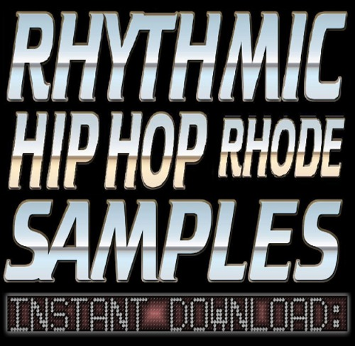 Product picture Rhythmic Hip Hop RHODES PIANO WAV Sample Sound CHOPS-Reason,Studio,Ableton,Logic,Akai,MV